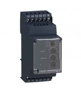 Zelio Control Przekaźnik kontroli napięcia wielofunkcyjny, 15 600V, 5A 2C/O, RM35UA13MW Schneider Electric