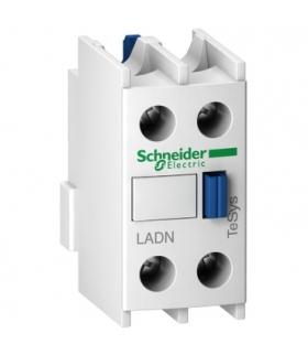 Blok styków pomocniczych wyprzedzających LC1 2NC zaciski skrzynkowe, LADN02 Schneider Electric