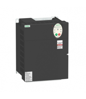 Przemiennik częstotliwości ATV212 3 fazowe 200/240VAC 50/60Hz 11kW 46.2A IP21, ATV212HD11M3X Schneider Electric