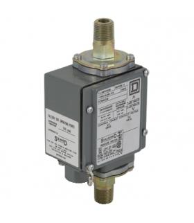 OsiSense XM Elektromechaniczny czujnik ciśnieniowy 9012G regulacja między dwoma progami 0 do 175 psig, 9012GGW4 Schneider Electr