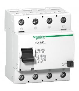 Wyłącznik różnicowoprądowy Acti9 ID-125-4-300-B-S 125A 4-biegunowy 300mA typ B-S, 16765 Schneider Electric