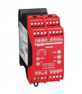 Modułbezpieczeństwa Preventa zwłoka cza, XPSATR39530C Schneider Electric