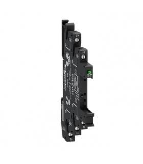 Zelio Relay Gniazdo przekaźnika RSL z zaciskami śrubowymi LED 230 V, RSLZVA4 Schneider Electric