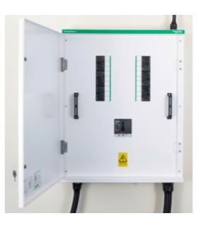 Compact NSX, wyłącznik NSXm 25kA TM100D 3P EverLink, LV426207 Schneider Electric