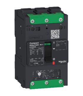 Compact NSX, wyłącznik NSXm 25kA TM125D 3P EverLink, LV426208 Schneider Electric