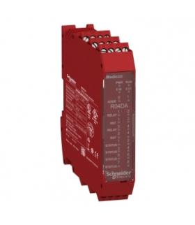 Moduł ROZSZ. 4WY PRZEKAŹNIK, ZACISK ŚRUB, XPSMCMRO0004DA Schneider Electric