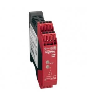 Moduł bezpieczeństwa Preventa ręczny 24VAC/DC, XPSBAE5120C Schneider Electric