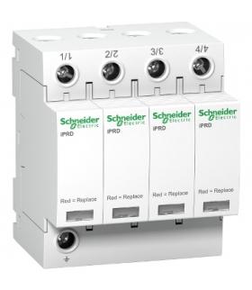 Ogranicznik przepięć Acti9 iPRD40-T2-4 4-biegunowy Typ2 40 kA, A9L40400 Schneider Electric