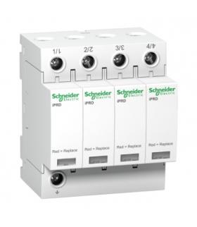Ogranicznik przepięć Acti9 iPRD40r-T2-4 4-biegunowy Typ2 40 kA ze stykiem, A9L40401 Schneider Electric