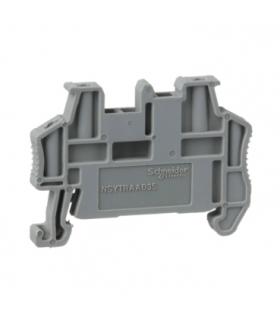 Złączki NSY, wspornik końcowy zatrzask szyn DIN 35mm, NSYTRAAB35 Schneider Electric