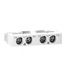 Blok styków bezzwłocznych montaż przedni 2NO zaciski skrzynkowe, GVAE20 Schneider Electric