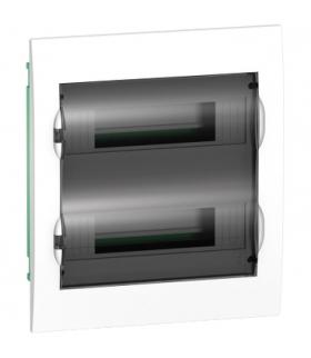 Obudowa podtynkowa Easy9 IP40 EZ9E-2-12-PT-T transparentna 2 rzędy 12 modułów/rząd, EZ9E212S2F Schneider Electric