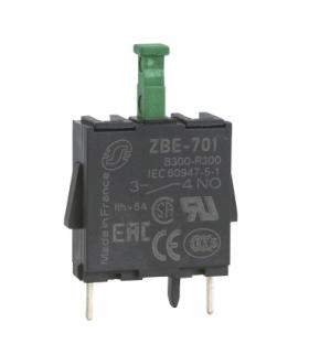 Harmony XB4 Pojedynczy blok styków Ø22, ZBE701 Schneider Electric