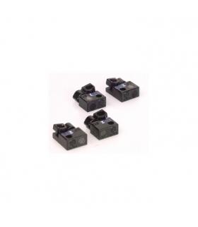 OsiSense XU Uchwyty montażowe z soczewką montaż osiowy, XUFZ03 Schneider Electric