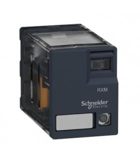 Zelio Relay Przekaźnik miniaturowy LED 24V AC, 6A, 4 styki C/O, RXM4AB3B7 Schneider Electric