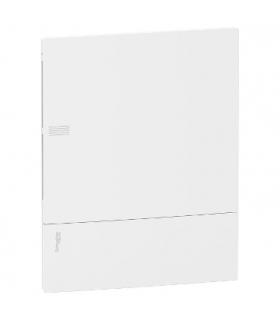 Obudowa podtynkowa Mini Pragma Mini Pragma IP40 MIP-2-12-PT-P drzwi białe 2 rzędy 12 modułów/rząd, MIP22212 Schneider Electric