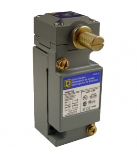 OsiSense XC Łącznik krańcowy, 600V, 10A, C + opcje, 9007C62A2 Schneider Electric