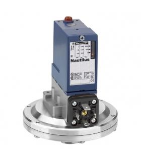 OsiSense XM Łącznik ciśnieniowy 1 styk C/O, zakres 1 bar, konektor DIN, XMLA001R2C11 Schneider Electric
