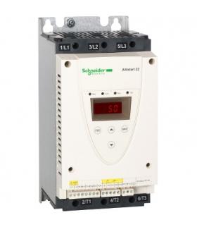Układ łagodnego rozruchu ATS22 3 fazowe 230/600VAC 50/60Hz 9kW 17A IP20, ATS22D17S6 Schneider Electric