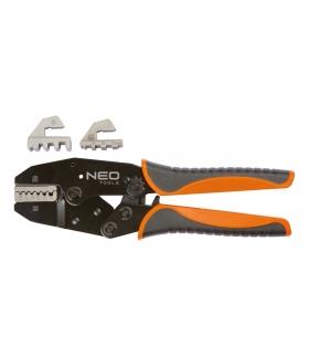 Szczypce do zaciskania końcówek nieizolowanych - NEO Tools 01-506