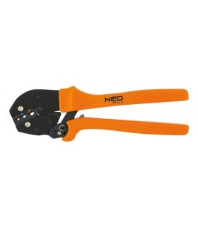 Szczypce do zaciskania końcówek konektorowych - NEO Tools 01-503