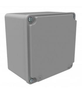 Puszka aluminiowa 130mm x 130mm x 90mm IP67 F1.0247