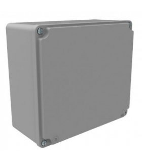 Puszka aluminiowa 130mm x 190mm x 90mm IP67 F1.0248