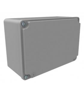 Puszka aluminiowa 250mm x 190mm x 90mm IP67 F1.0252