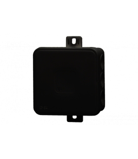Puszka hermetyczna V6, termoplast 85x85x41 IP54, czarna - klik F1.0292