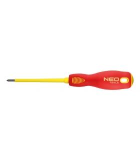 Wkrętak krzyżowy PZ0 1000V - NEO Tools 04-061
