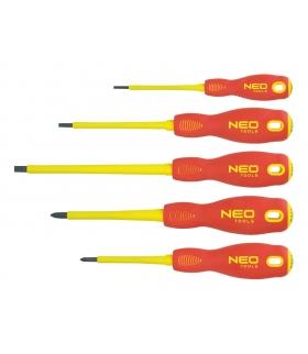 Zestaw wkrętaków 1000 V - NEO Tools 04-220