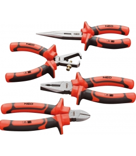 Zestaw szczypiec 1000V - NEO Tools 04-304