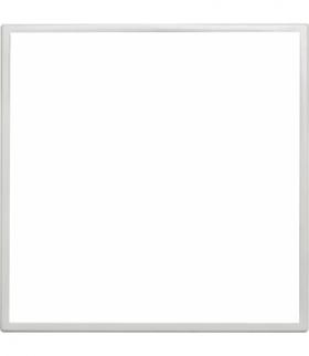 Zewnętrzna ramka dekoracyjna pojedyncza Seria DANTE, BIAŁY 4504200