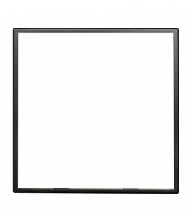 Zewnętrzna ramka dekoracyjna pojedyncza Seria DANTE, GRAFIT 4560200