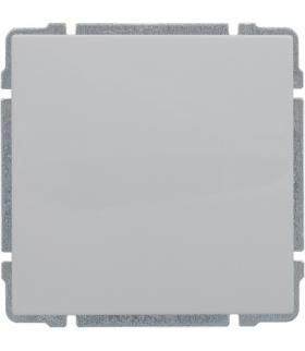 Przycisk z klawiszem, bez ramki, Seria KOS 66, BIAŁY 660410