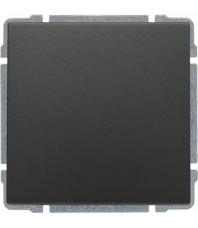 Przycisk z klawiszem, bez ramki, Seria KOS 66, GRAFIT 666010