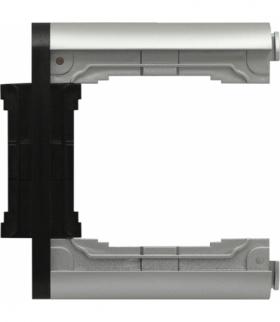 Element N-krotny ramki składanej Seria KOS66 PLUS, ALUMINUM + GRAFIT 66406079