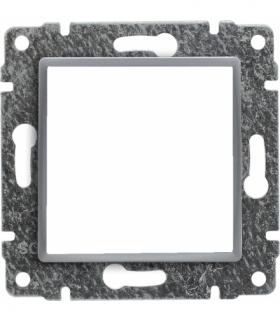 Uchwyt do instalacji modułów 45x45 z redukcją ramki Seria VENA, ALUMINIUM 514045