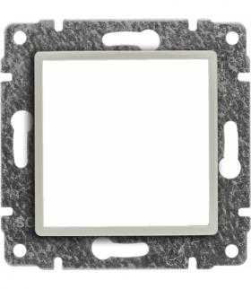 Uchwyt do instalacji modułów 45x45 z redukcją ramki Seria VENA, KREM 510345