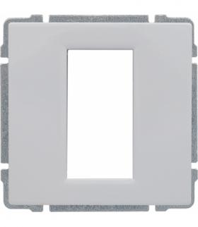 Uchwyt do instalacji modułów 45x22,5 z redukcją ramki Seria KOS 66, BIAŁY 660455