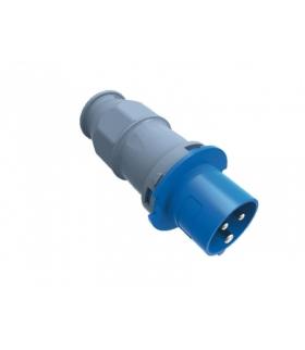 Wtyczka przemysłowa - przenośna 16A 3p 220V-250V IP44 F7.0001