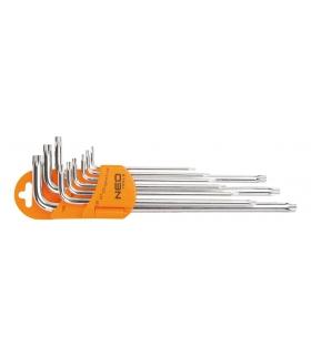 Zestaw kluczy Torx - NEO Tools 09-526