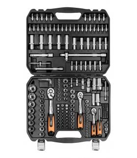 Zestaw kluczy nasadowych 182 elementy - NEO Tools 08-680
