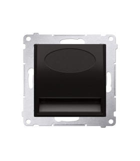Oprawa oświetleniowa LED, 14V antracyt, metalizowany DOS14B.01/48