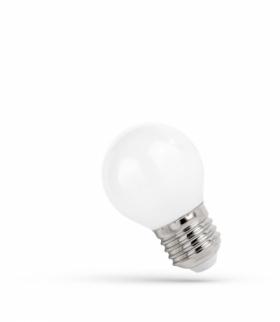 LED KULKA E-27 230V 4W COG NW MILKY SPECTRUM WOJ+14337