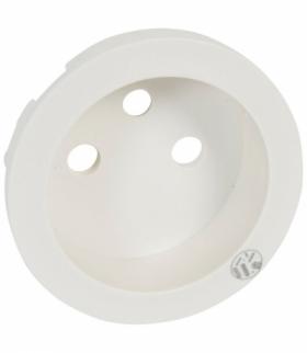 CELIANE Plakietka gniazd 2P/2P+Z antybakteryjna biała Legrand 067744