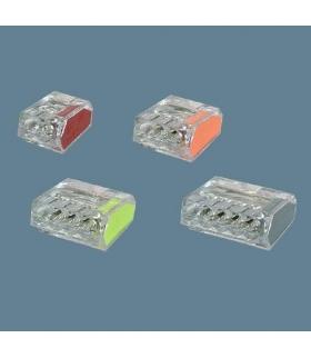 Szybkozłączka złączka 4x 1-2,5mm2 PC254-CL