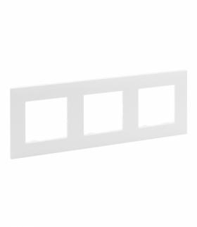 Niloe Step Ramka Potrójna - Biała Legrand 863193
