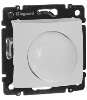 Valena Ściemniacz obrotowy 400W BIAŁY Legrand 770061