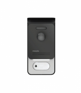 Philips WelcomeEye Outdoor kaseta zewnętrzna z kamerą i czytnikiem kart/breloków 531106
